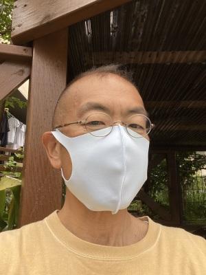 洗える 西川 マスク の